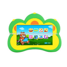 7-inch learning toy, cartoon design, pre-loaded 64 educational apps, suitable for children aged 2-8