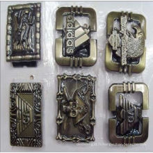 Zinc Die Casting for Belt Buckle