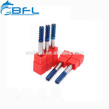 BFL Solid Carbide Milling Cutter 6 Flutes Finishing Endmill Milling Cutter