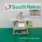 Ultrasonic Non-woven Bag Handle Welding Machine