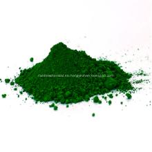 Verde de óxido de cromo para pavimentar