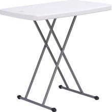 China Supplier Plastic Folding Study Tisch | Kinder Plastik Schreibtisch und Stuhl Set | Kinder Tisch und Stühle (HQ-SJ32)