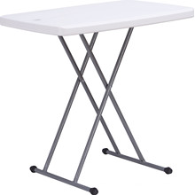 China Supplier Plastic Folding Study Table | Kids Plastic Desk and Chair Set | Mesa e cadeiras infantis (HQ-SJ32)