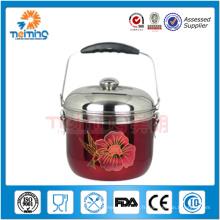 nouveaux produits 2014-ustensiles de cuisine en acier inoxydable pour garder les aliments chauffés