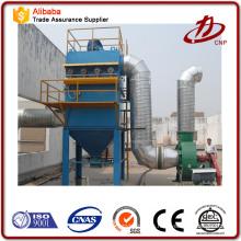 Separador de polvo industrial filtro de cartucho de polvo