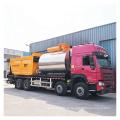 Camion synchrone de distribution d'asphalte et de gravier de Chine