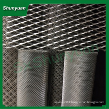 manufacturer price aluminum flattened expanded metal mesh/ wire mesh