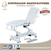 TUV одобрил Австралийский Производитель 5 секций лечение физиотерапия кровать Массаж кровать стол подвижный лечение