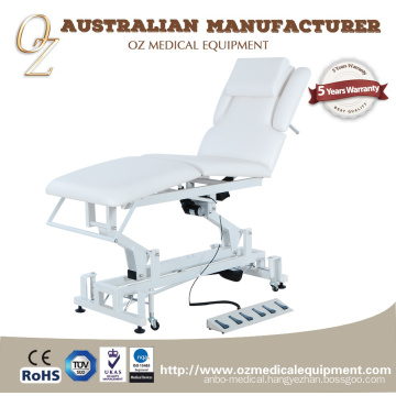 TUV Approved Australian Manufacturer 5 Sections Treatment Bed Physical Therapy Massage Table Movable Treatment Bed