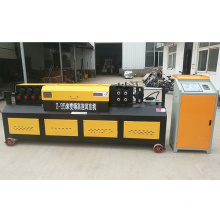 2018 Automatic Steel Bar Straightener Cutter Machine Rebar Straightening Cutting Machine