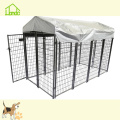 Vacker Svetsad Wire Pet Dog Dog Kennel