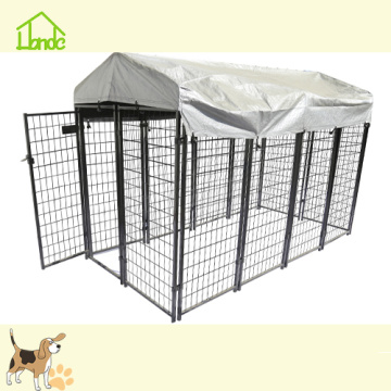 Gros pas cher fil soudé Pet Dog Kennel