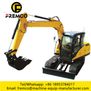 FE400.8 Earth Moving Machinery
