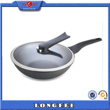 Chine Wholesale Articles les plus vendus Aluminium Indian Wok