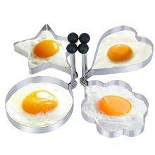 Нержавеющая сталь резца жареное яйцо