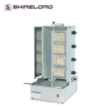 Wholesale Commercial hotel & kitchen gas shawarma equipment