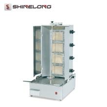 Comércio por grosso de equipamentos comerciais e de cozinha shawarma equipamentos