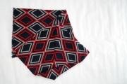 Mercerized wool  scarf for women