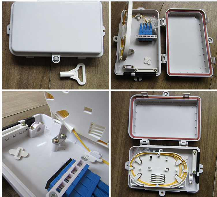 Fiber Optic Junction Boxes