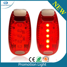 Safety Led Warning Sports Light para corrida