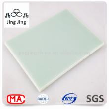 Fr4 hoja de vidrio epoxi Jingjing Fabricante