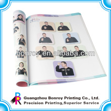 Printing child school book