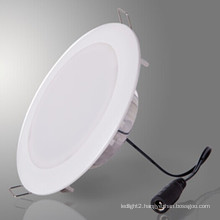 15W LED Downlight with PC Diffuser
