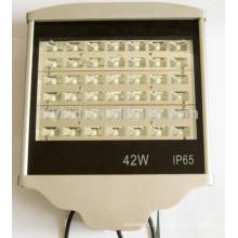 High lumen e impermeável IP65 42W levou jardim lâmpada solar para jardim, estacionamento