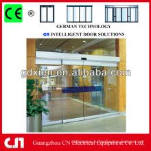 Профессиональная раздвижная стеклянная дверь