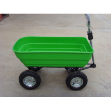 Poly Dump Cart Tc2135
