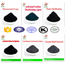 black powder msds activated carbon