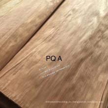 Chapa de madera PQ