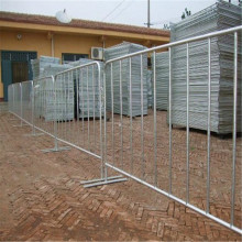 Removable Galvanized Crowd Control Pagar Dijual