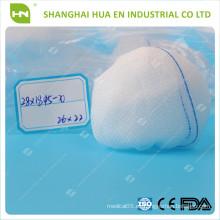 Venta caliente de alta calidad médica blanco 100% bolas de algodón bola de algodón absorbentes bolas de gasa