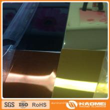 Matten-reflektierendes Aluminiumblech für Gitter-Lampenbefestigung