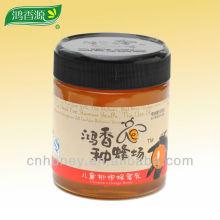 Miel en fleurs d'oranges brutes
