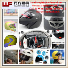 High quality mould for Motorcycle Helmet/Newly design mold for plastic injection Motorcycle Helmet