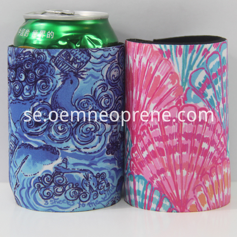 Sublimation stubby holder