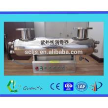 Esterilizador UV de alta potência lista de preços de purificador de água uv