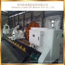 Máquina horizontal profissional de múltiplos propósitos Cw61100 do torno do dever da luz