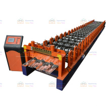 Used by professional building construction team in component bearing floor structure metal floor bearing plate forming machine