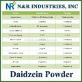Large Quantity in stock and Good Price Daidzein Powder CAS No486-66-8