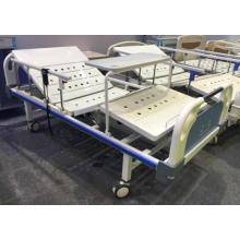ISO13485 Zwei Funktions-elektrisches Bett mit ABS-Kopfbrett