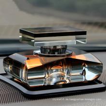 Mode Kristallglas Parfüm Flasche Handwerk für Geschenk
