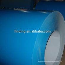 pré-peint de bobines d'acier des bobines d'acier galvanisé pré-peint couleur enduit bobines d'acier