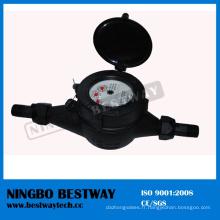 Compteur d'eau en plastique multijet (LXSG-15S-40S)
