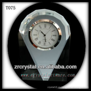 Maravilloso K9 Crystal Clock T075