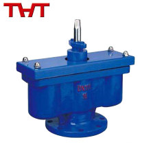 adjustable air release control valve