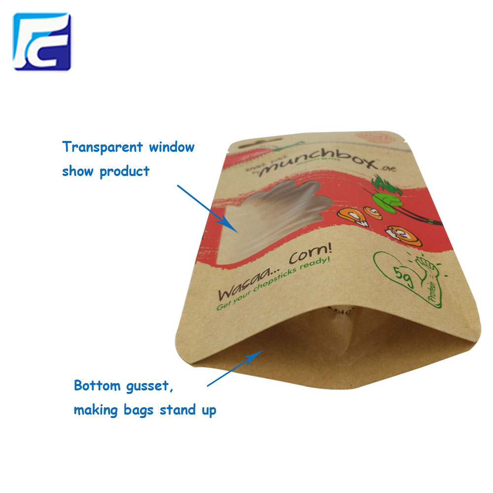 Dried Food Paper Bag