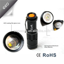 china flashlight led flashlight, best saler flashlight button switch